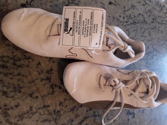 Zapatos Deportivos, Marca Puma