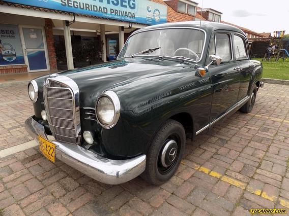Mercedes Benz Clase C 180 Se Antiguo