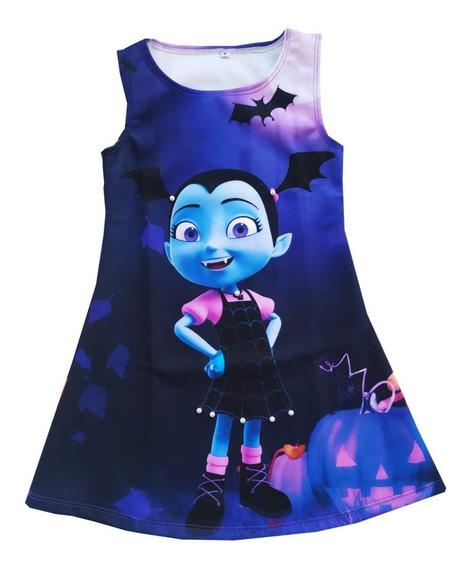 Vestido Vampirina - Ig