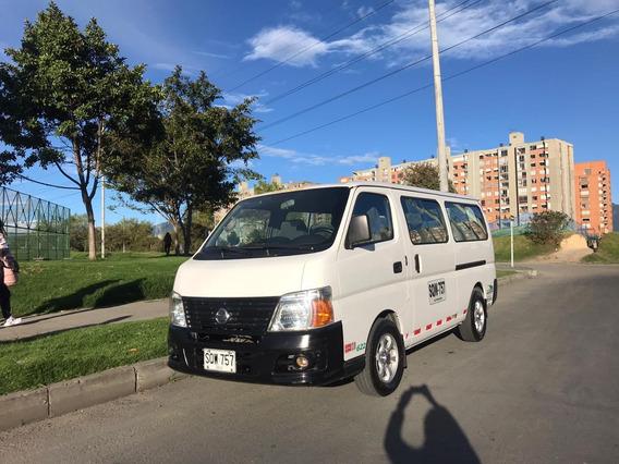 Nissan Urvan 2.5