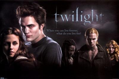 Poster Importado Twilight/ Crepúsculo