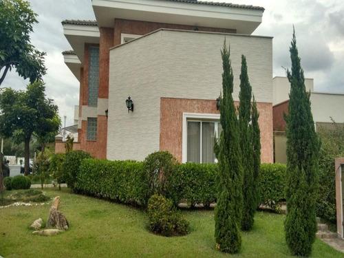 Sobrado Com 3 Dormitórios À Venda, 320 M² Por R$ 1.260.000,00 - Condomínio Reserva Parque Do Varvito - Itu/sp - So0031 - 67640364