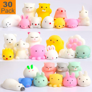 Squishy Toys Party Favors For Kids - Squishys Pack De 30 Min