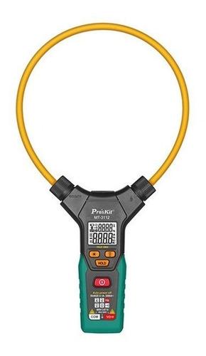 Pinza Amperimetrica Digital Tester True Rms Mordaza Flexible
