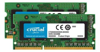 Memoria RAM 16GB 2x8GB Crucial CT2KIT102464BF160B