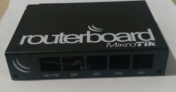Carcaça Routerboard Mikrotik Rb450g