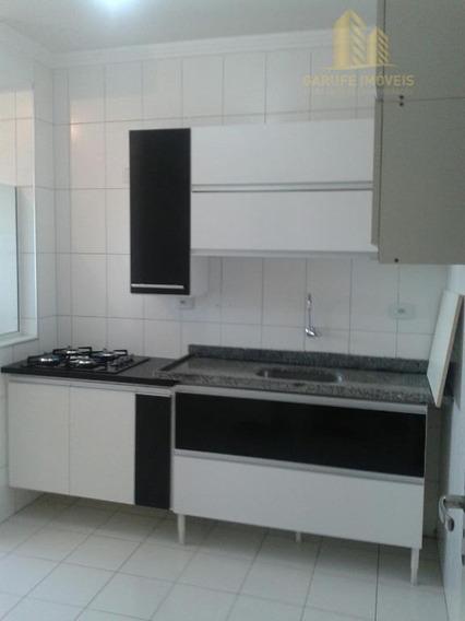 Apartamento Com 3 Dormitórios Para Alugar, 80 M² Por R$ 1.450,00/mês - Jardim Satélite - São José Dos Campos/sp - Ap0678