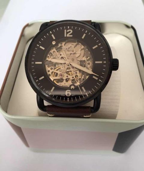 Relógio Fossil Automático Me3158 Lançamento