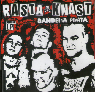Cd Rasta Knast - Bandeira Pirata - Novo***