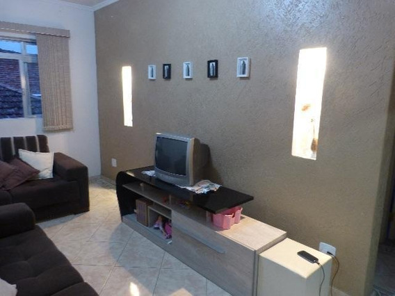 Apartamento Em Jardim Independência, São Vicente/sp De 71m² 2 Quartos À Venda Por R$ 270.000,00 - Ap98421