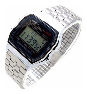 Reloj Casio A-159wa-n1 Hombre Último Disponible Envío Gratis