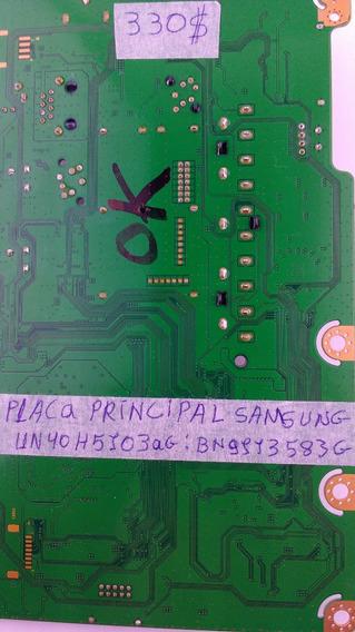Placa Principal Sansumg Un40h5103ag Bn9113583g