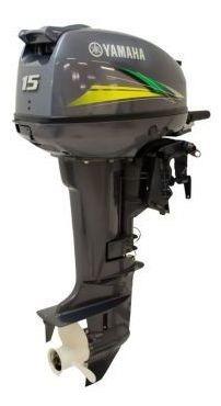 Motor De Popa 15 Ghms
