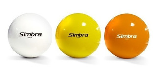 Bola Hockey Cesped Dimple - Simbra / Force
