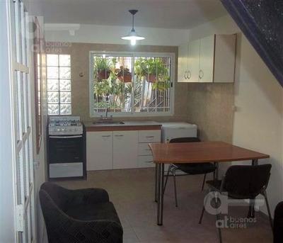 Barracas, Ph 2 Ambientes En Duplex, Alquiler Temporario Sin Garantía