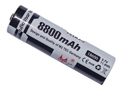Batería 18650 Recargable Litio Ion 8800 Mah Tabano Ganadero