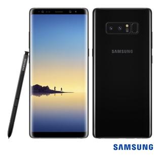 Celular Samsung Galaxy Note8 N950u - 6 Gb Ram- Preto