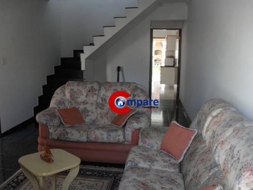 Imagem 1 de 18 de Casa À Venda, 142 M² Por R$ 585.000,00 - Jardim Gopoúva - Guarulhos/sp - Ca1158