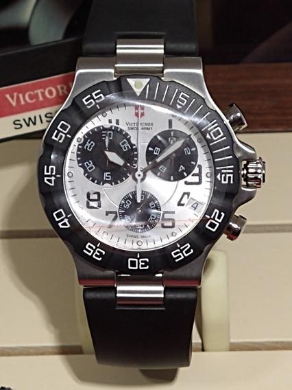 Relógio Victorinox Summit Xlt Chrono 241338 Cx41.5mm