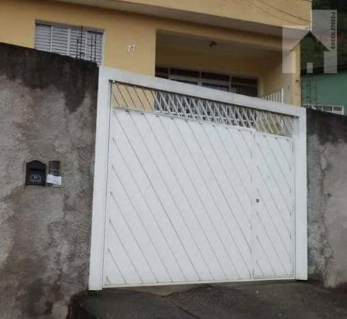 2 Casas Com 2 Dormitórios Cada À Venda, 184 M² - Jardim Santa Gertrudes - Jundiaí/sp - Ca1192