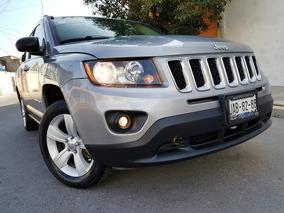 Jeep Compass 2015 Latitude 4x2 Posible Cambio