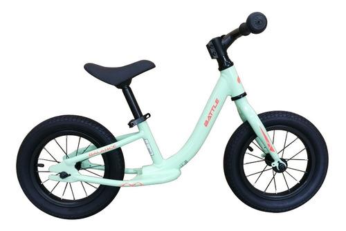 Imagen 1 de 4 de Bicicleta Battle De Niños Balance Rodado 12 Aluminio