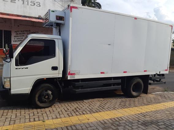 Caminhão Effa Jmc N900 11/12 Com Baú Frigorífico