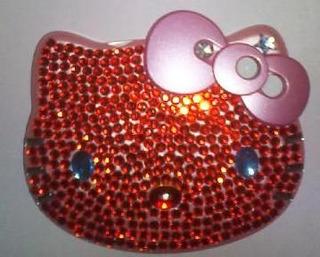 Celular Hello Kitty Kity Mod6 Mp3 Mp4 Webcam Camara Digital