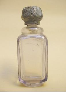 Antigua Botella Perfume Auténtico ¨givenchy¨ Origen Francés