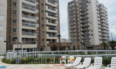 Apartamento À Venda Resort, Decorado, Ref. 0724 M H