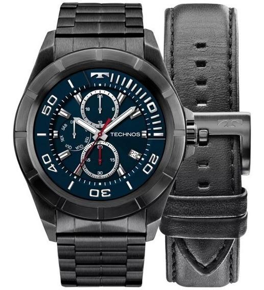 Relógio Technos Smart Watch Full Display Preto Srac/4p