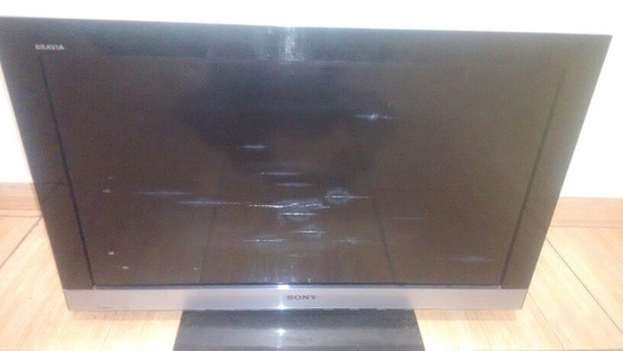 Tv Sony 32 Polegadas Com Display Danificado