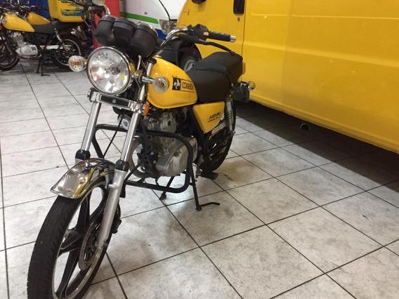 Suzuki Intruder 125cc Ano 2013 Com Bx Km 19.583