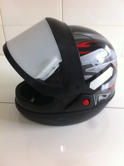 Capacete Moto Sam Marino - 60 - Selo Imetro