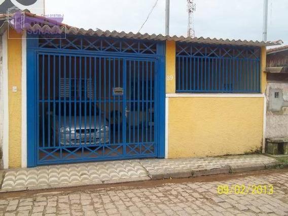 Casa Com 2 Dormitórios À Venda, 150 M² Por R$ 350.000,00 - Capuava - Mauá/sp - Ca0216