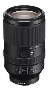 Lente Sony Sel Fe 70-300mm F/4.5-5.6 G Oss Sel70300g