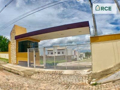 Terreno À Venda, 200 M² Por R$ 130.000 - Nova Parnamirim - Parnamirim/rn - Te0074