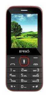 Celular Ipro I3200+ Tela 2.4 Dual Sim Mp3 Mp4 Fm Bluetooth