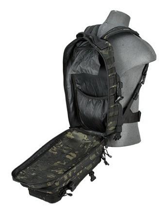 Mochila Negra Tactical Camuflaje Xtreme C