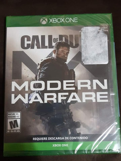 Call Of Duty Mw Xbox One