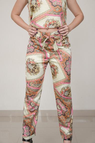 Pantalón Begonia Huruma 2018- Colección 2018- Moda Mujer