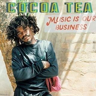 Cocoa Tea Music Is Our Business Usa Import Lp Vinilo