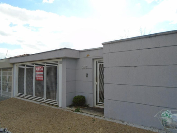 Casa Com 3 Dormitórios Para Alugar, 181 M² Por R$ 1.700,00/mês - Jardim Elite - Piracicaba/sp - Ca3194