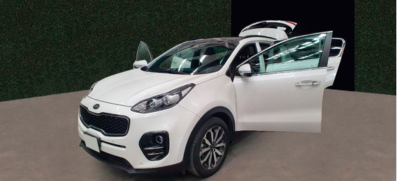 Kia Sportage Ex Pack Blanco 2018