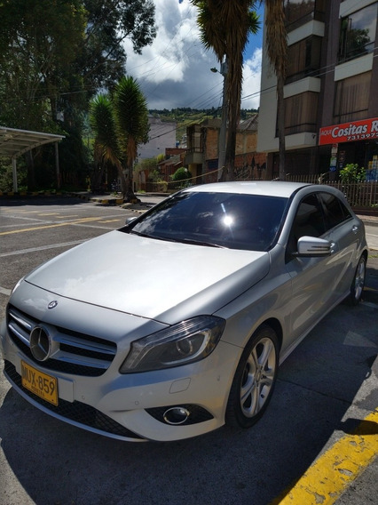 Mercedes-benz Clase A 200 1.6 Turbo