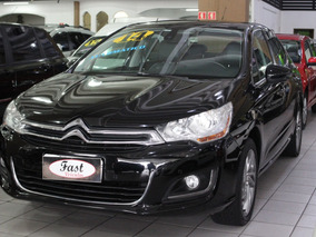 Citroën C4 1.6 Thp Exclusive Aut. 4p
