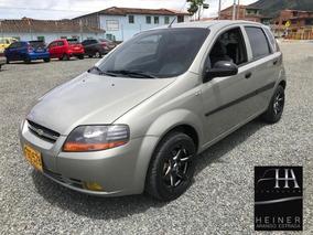 Chevrolet Aveo Five 2008