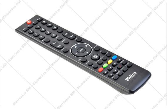 Controle Remoto Tv Philco Smart 3d Tecla @ Novo Original