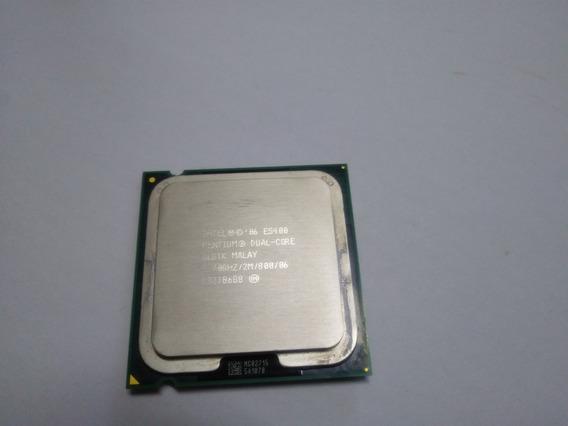 E5400 Processador Intel Dual Core 2,7ghz Socket 775