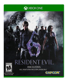 Xbox One Local Mode Resident Evil 6